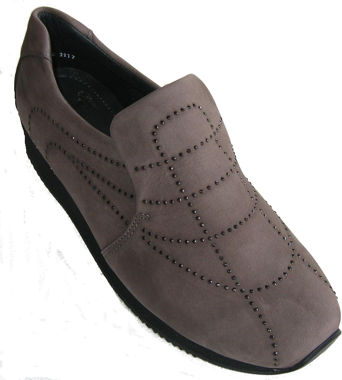 ARA Damen Slipper ausv.8.7.16 12-42604-07 09street grau grau 55025  für den Großhandel