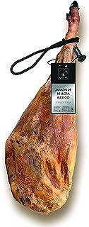 Navidul, Jamón de bellota ibérico + jamonero + cuchillo (8.5kg -9.0kg)