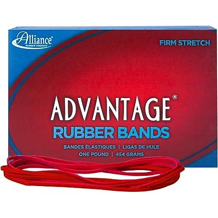 Approximately 80 Bands per Box Alliance Advantage Rubber Tape Size #64