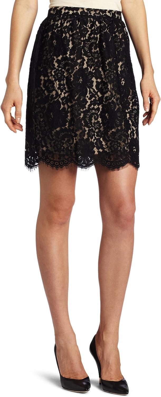 Robert Rodriguez Women's Lace The Skirt Oakland Mall Luxury goods