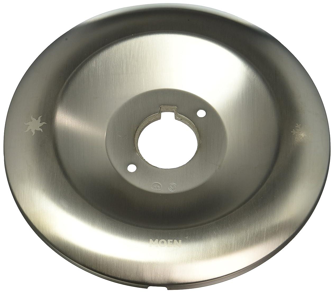 ボイドテクトニックヒールMoen 149123?Escutcheon for posi-temp single-handleタブ/シャワーバルブ、 149123BN 1