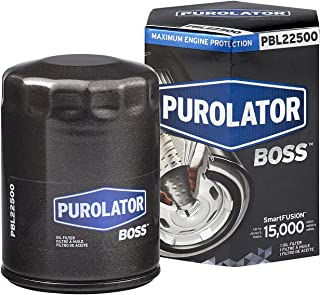 Purolator PBL22500 Black Single PurolatorBOSS Maximum Engine Protection Spin On Oil Filter