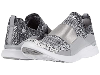 Athletic Propulsion Labs (APL) Techloom Bliss (Heather Grey/White/Ombre) Women