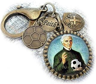 st luigi patron saint of football