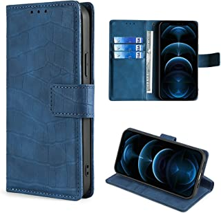GKFGEY Flip Case For Hisense C30 Rock Case phone Stand Cover Blue