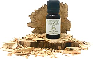100% Pure Palo Santo Essential Oil: 10 ml