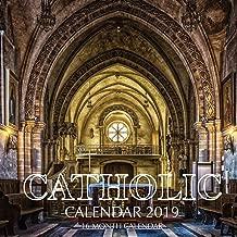 Catholic Calendar 2019: 16 Month Calendar