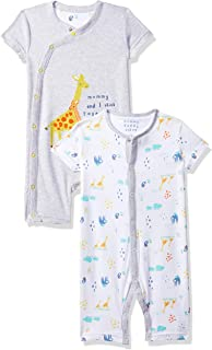 Mothercare Baby Boy's Regular fit Romper Suits