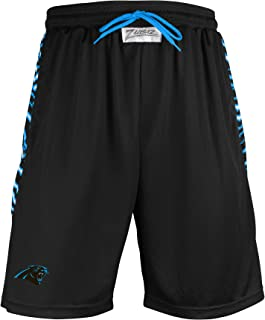Zubaz Men's Officially Licensed NFL Shorts