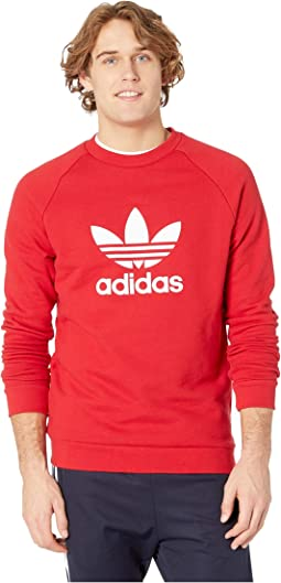 4a1f99fb6f7c7 Adidas originals trefoil long sleeve tee | Shipped Free at Zappos