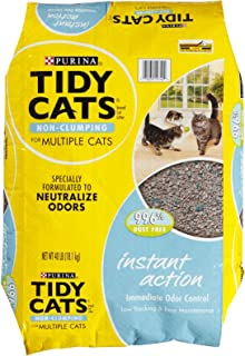 Instant Action Cat Litter 18kg. Bag