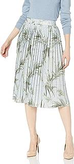 Women's Esti Highland Jersey Pleated Skirt