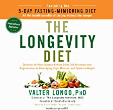 the longevity diet audiobook