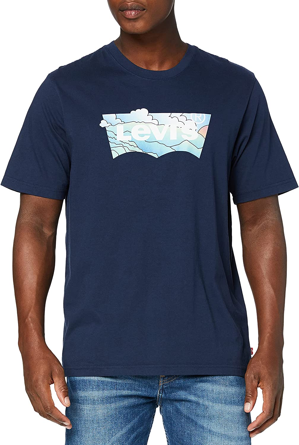 Levi's SS Relaxed Fit tee Camiseta para Hombre