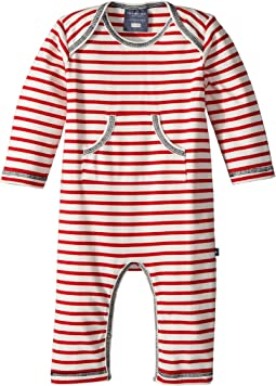 Slim Leg Pocket Jumpsuit (Infant)