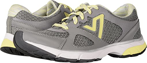 Mid Grey/Pale Lime Yellow