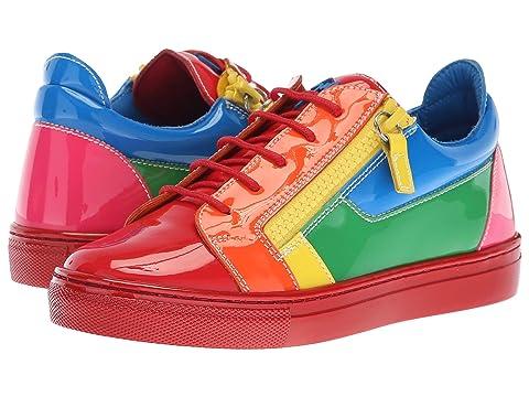 Giuseppe Zanotti Kids Ver Sneaker (Little Kid)