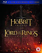 Middle Earth Six-Film Collection: Extended Editions