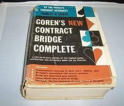 Goren's new contract bridge complete