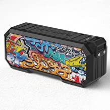 Bluetooth Speakers, MELORDY Portable Speakers Wireless with 16W HD Sound, Deep Bass, IPX7 Waterproof, TWS Pairing with 24H...