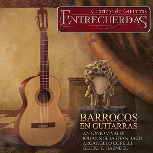 Barrocos En Guitarras de Cuarteto De Guitarras en Amazon Music ...
