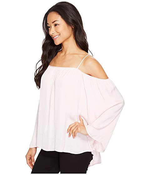 Sleeve Camuto Shoulder Cold Vince Blouse Long WAgzdE