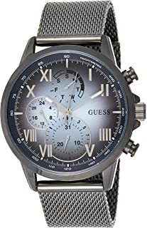 Guess Mens Multi Dial Watch Porter with Stainless steel Strap