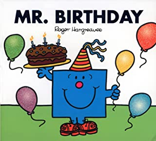 ^(C) Mr. Birthday (Mr. Men and Little Miss)