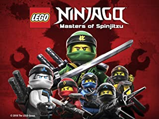 LEGO Ninjago: Masters of Spinjitzu: Season 8