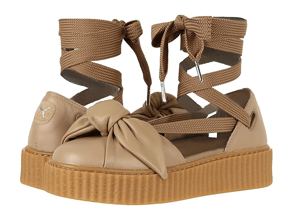 PUMA Creeper Bandana Sandal (Natural/Natural/Oatmeal) Women