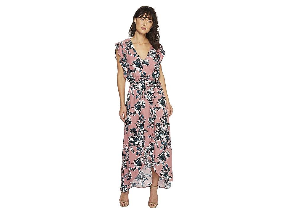 Splendid Tulip Sleeve Dress (Rose Dust) Women