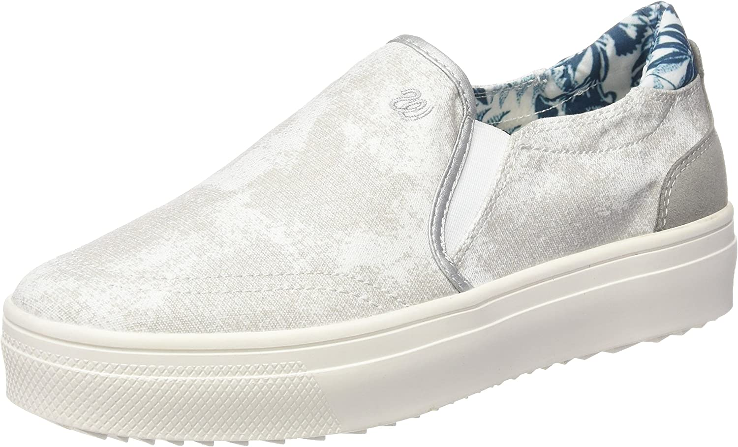 Wrangler Sheena Slip on Laminated, Women's Low-Top Sneakers