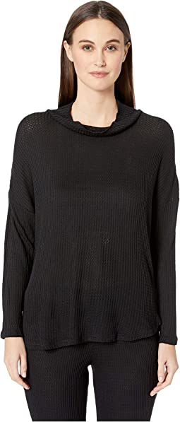 Ula - The Cowl Neck Top