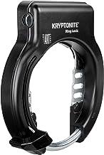 Kryptonite Ring Lock met Plug In Mogelijkheid - Niet Intrekbaar (Verkocht Veilig Zilver)
