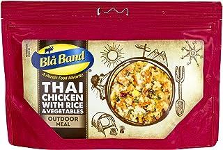 BLA BAND Thailändisches Huhn mit Reis und Gemüse