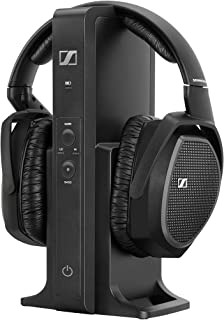 Sennheiser TV Listening Wireless Headphones RS 175, Black