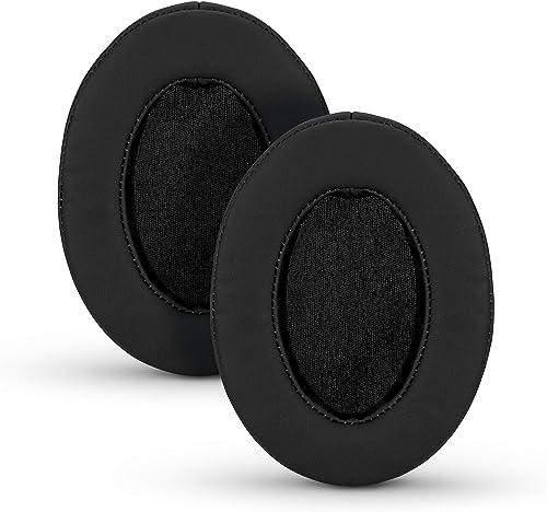 Brainwavz Ear Pads For ATH M50X, M50XBT, M40X, M30X, HyperX, SHURE, Turtle Beach, AKG, ATH, Philips, JBL, Fostex Repl...