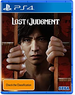 Lost Judgment - PlayStation 4