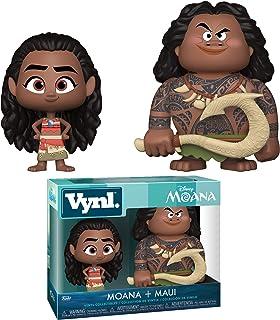 VYNL: Moana - 2PK - Maui and Moana