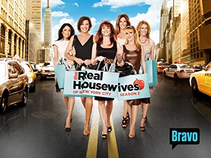 The Real Housewives of New York City Season 2