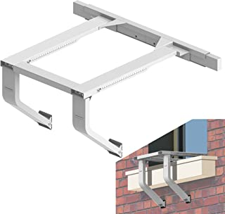Jeacent AC Window Air Conditioner Support Bracket No Drilling - Fits AC Bottom Rail