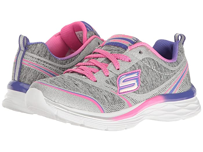 SKECHERS KIDS Dream N' Dash Pep It Up 81464L (Little KidBig