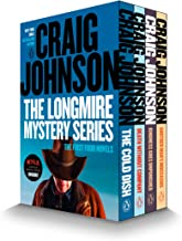 The Longmire Mystery Series Boxed Set Volumes 1-4: The First Four Novels (Walt Longmire Mysteries) PDF