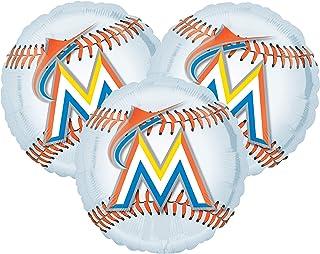 Miami Marlins Baseball Party Decoration 18
