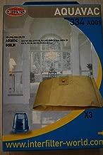 1 Filter Lot de 1, 2/ou 3 spares2go /éponge//Filtre en mousse manches pour aspirateur GOBLIN Aquavac