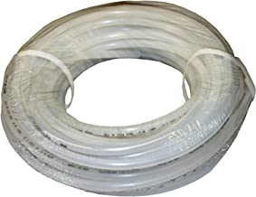 ATP Value-Tube LDPE Metric Plastic Tubing, Natural, 8 mm ID x 10 mm OD, 100 feet Length