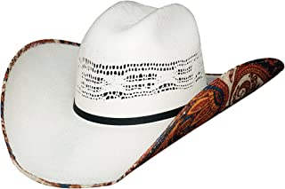 NEW Bullhide Hats 0555Ch Run A Muck Collection Runaway Chocolate Cowboy Hat