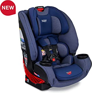 Britax USA One4Life ClickTight All-in-One Car Seat – 10 Years of Use – Infant, Convertible, Booster – 5 to 120 pounds - SafeWash Fabric, Cadet
