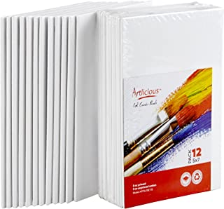 Artlicious Canvas Panels 24 Pack - 5