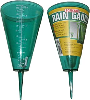 bosmere rain gauge